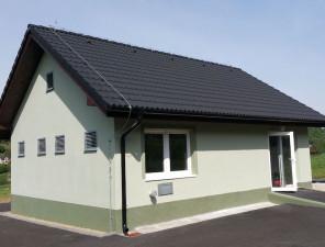 Kanalizace a ČOV Těchlovice, etapa I