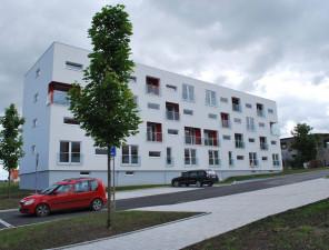 Výstavba bytového domu P3 – Zahradní město Louny