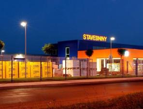Vybudování výrobních, skladovacích a administrativních prostor společnosti V.H.V. s.r.o.